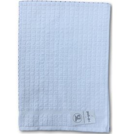 Poli-Dry Terry Kitchen Towel White