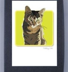 Paper Russells Tabby Cat