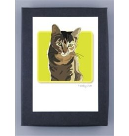 Paper Russells Tabby Cat