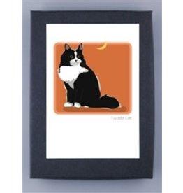 Paper Russells Cat Tuxedo