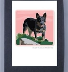 Paper Russells Aussie Cattle Dog