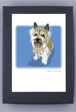 Paper Russells Cairn Terrier