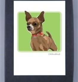Paper Russells Chihuahua Brown