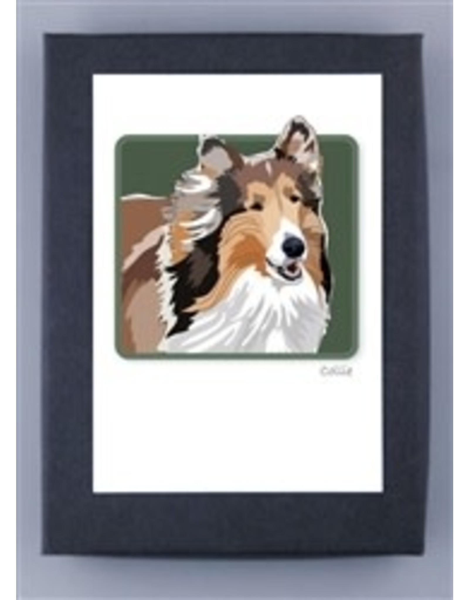 Paper Russells Collie-2