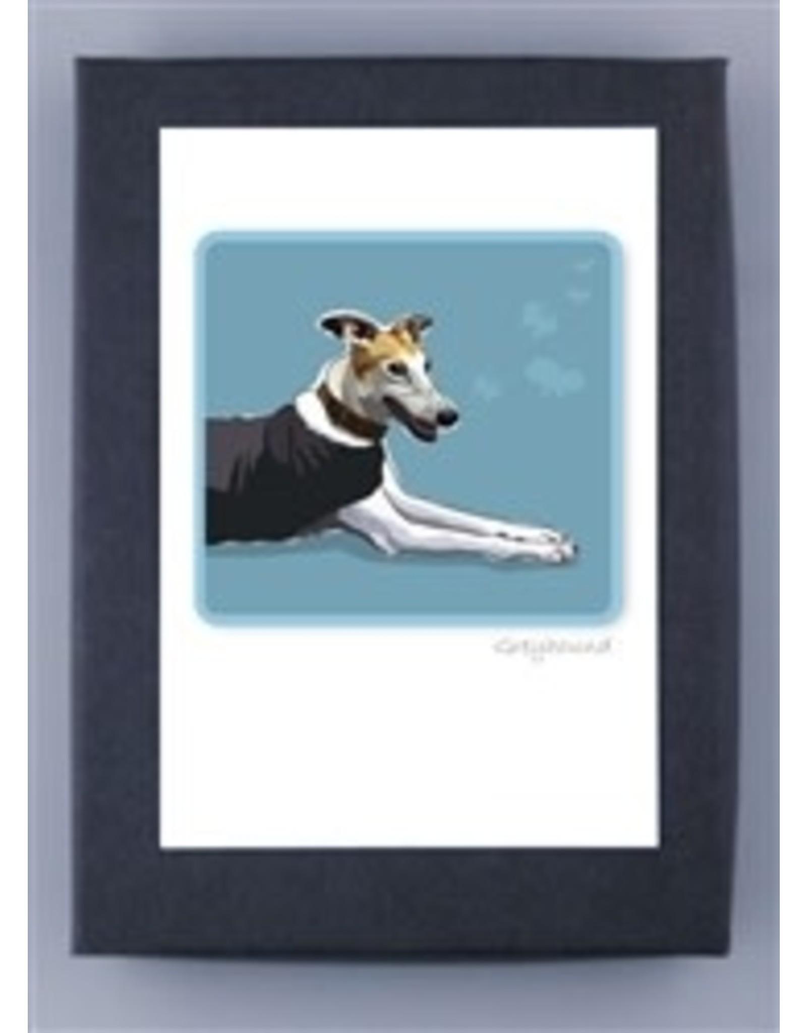 Paper Russells Greyhound