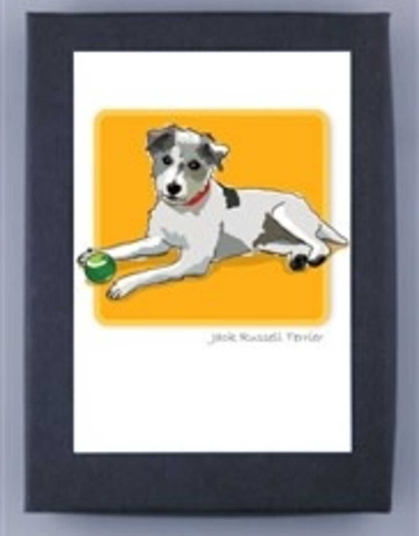 Paper Russells Jack Russell Wire Coat
