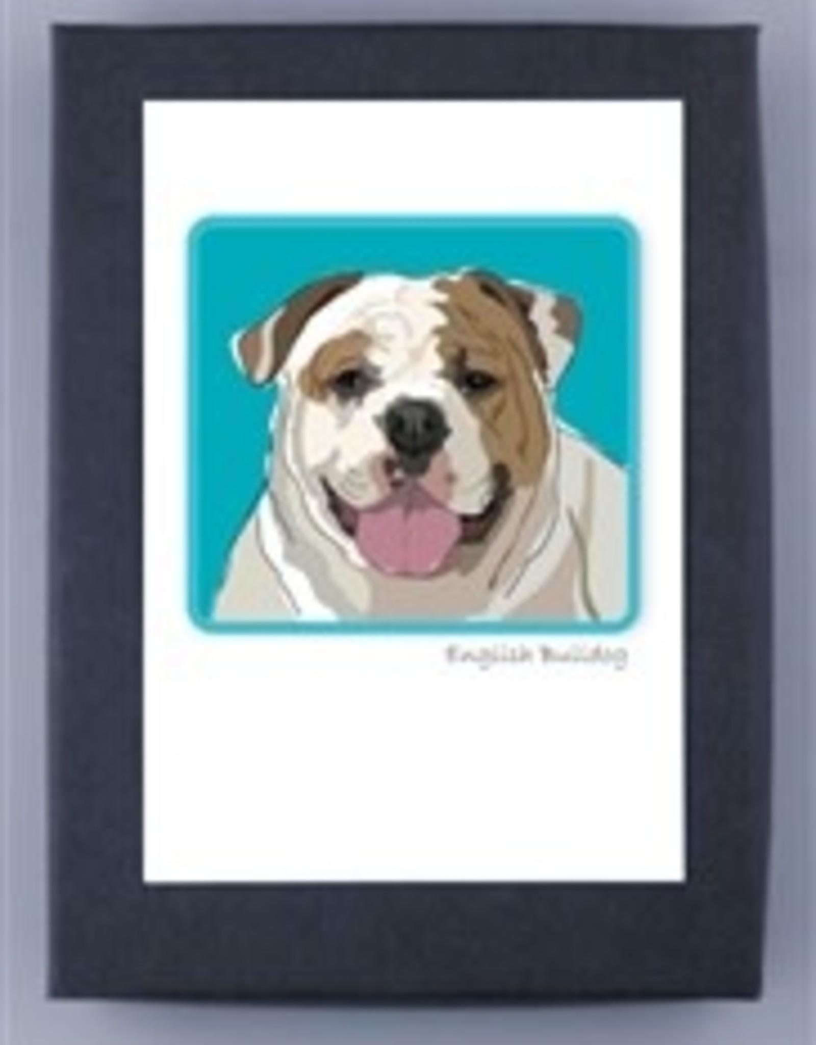 Paper Russells E. Bulldog Smile-2