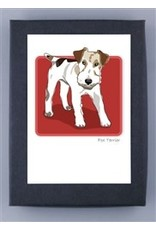 Paper Russells Fox Terrier