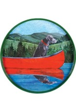 Rockflowerpaper Tray Lake Labrador
