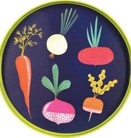 "Rockflowerpaper Tray Root Veggies 15"""
