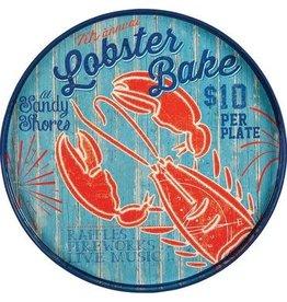 """Rockflowerpaper Tray Lobster Bake 18"""""""