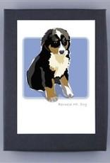 Paper Russells Bernese Mtn Pup