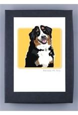 Paper Russells Bernese Mountain Dog
