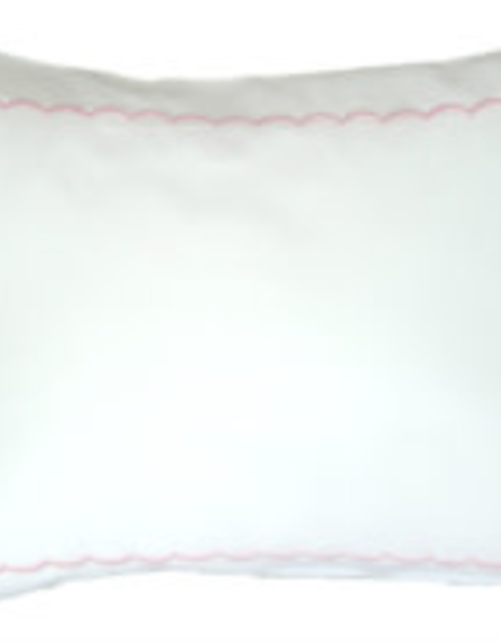 "gerbrend Creations Pillow Pink Scallop 9""x12"""