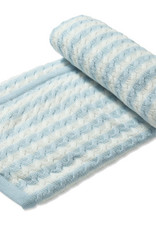 Angel Dear Sherpa Blanket Blue