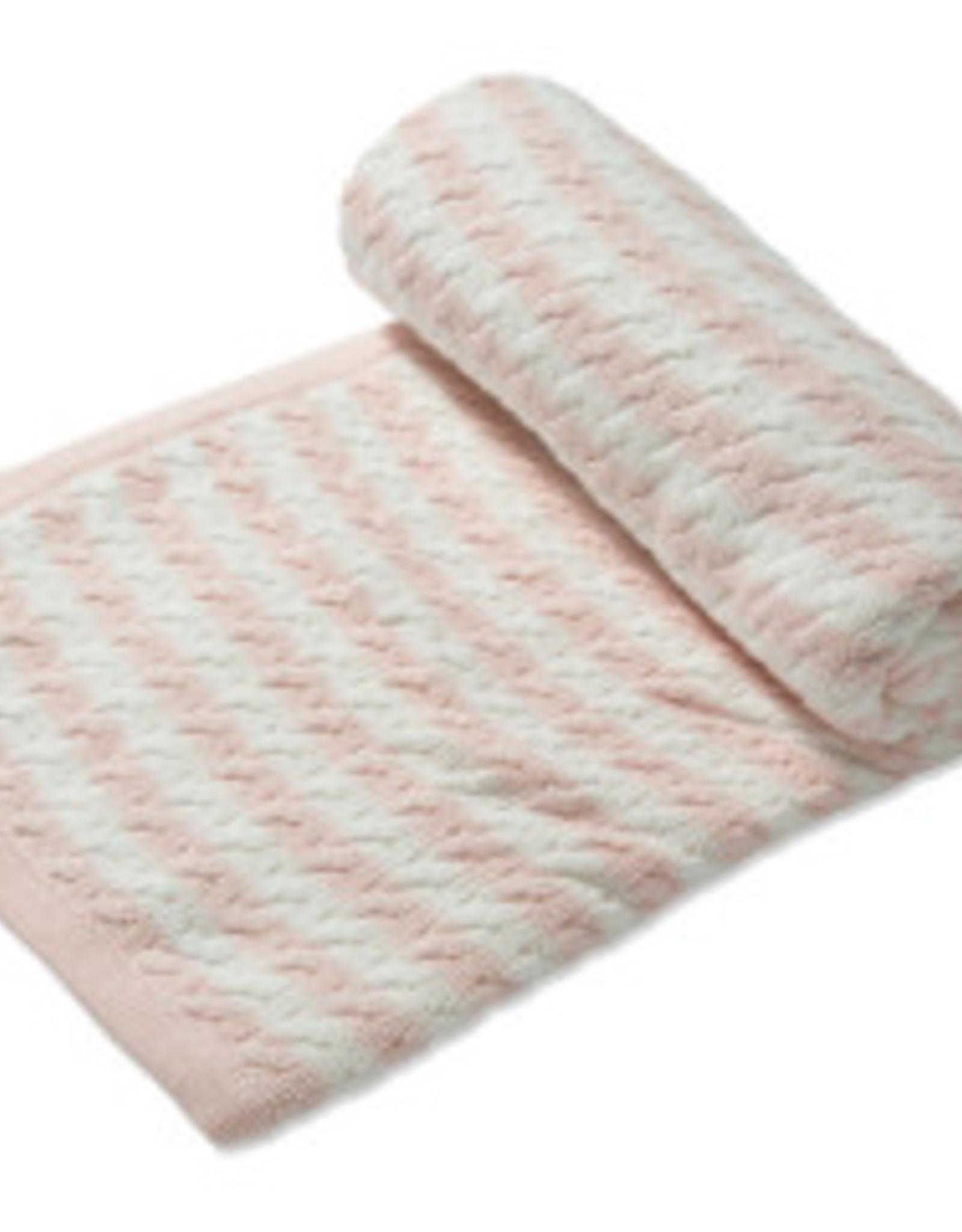Angel Dear Sherpa Blanket Pink
