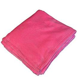 Throw Hot Pink