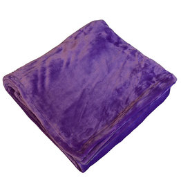 Throw  Purple