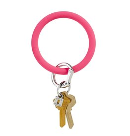 O Ventures Silicone O Ring Tickled Pink