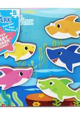 Gund Baby Shark w/sound Game