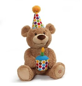 Gund Happy Birthday Animated Bear