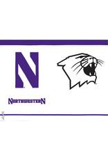 Tervis Tumbler 24oz/Lid Northwestern Wildcats spirit