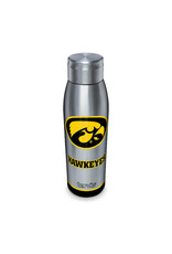 Tervis Tumbler 17oz Stainless Slim Water Bottle Iowa