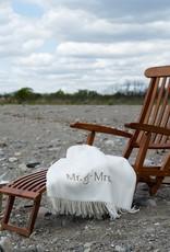 A Soft Idea Cotton Throw Ocean