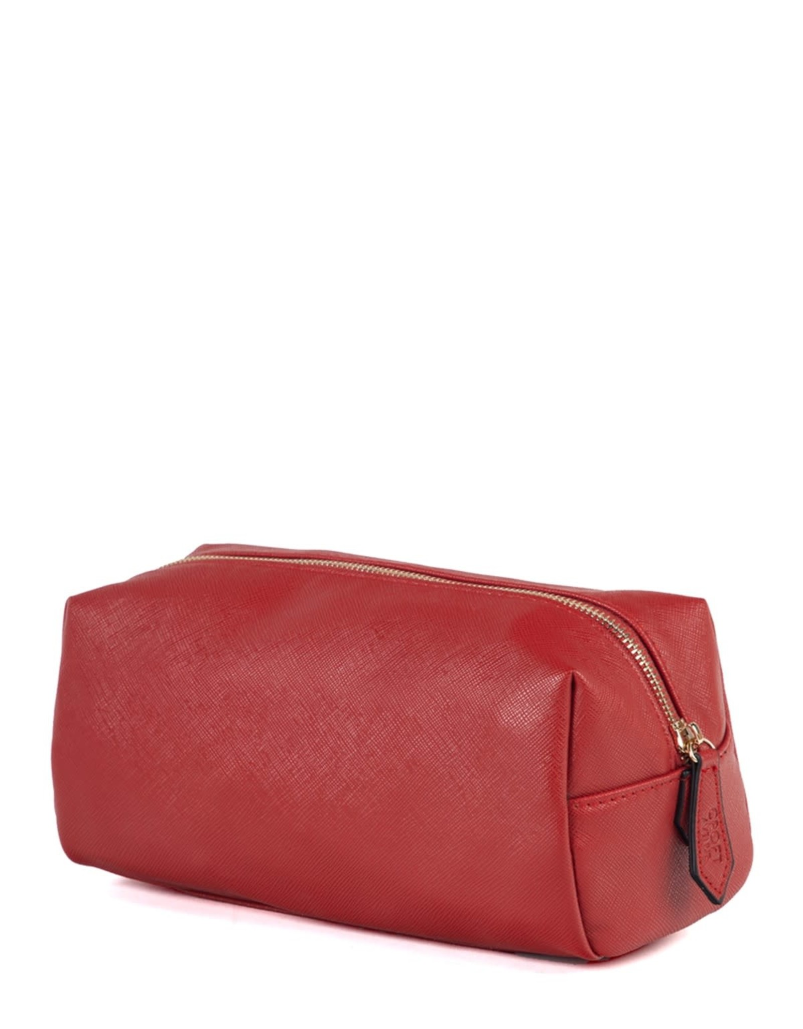Brouk & Co Alexa Toiletry Bag Red