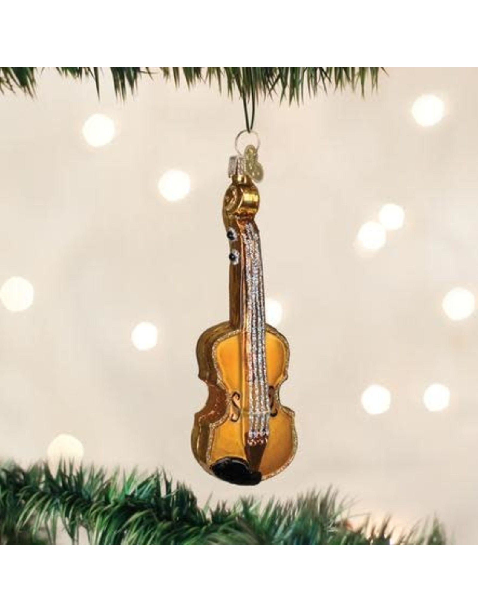 Violin Ornament