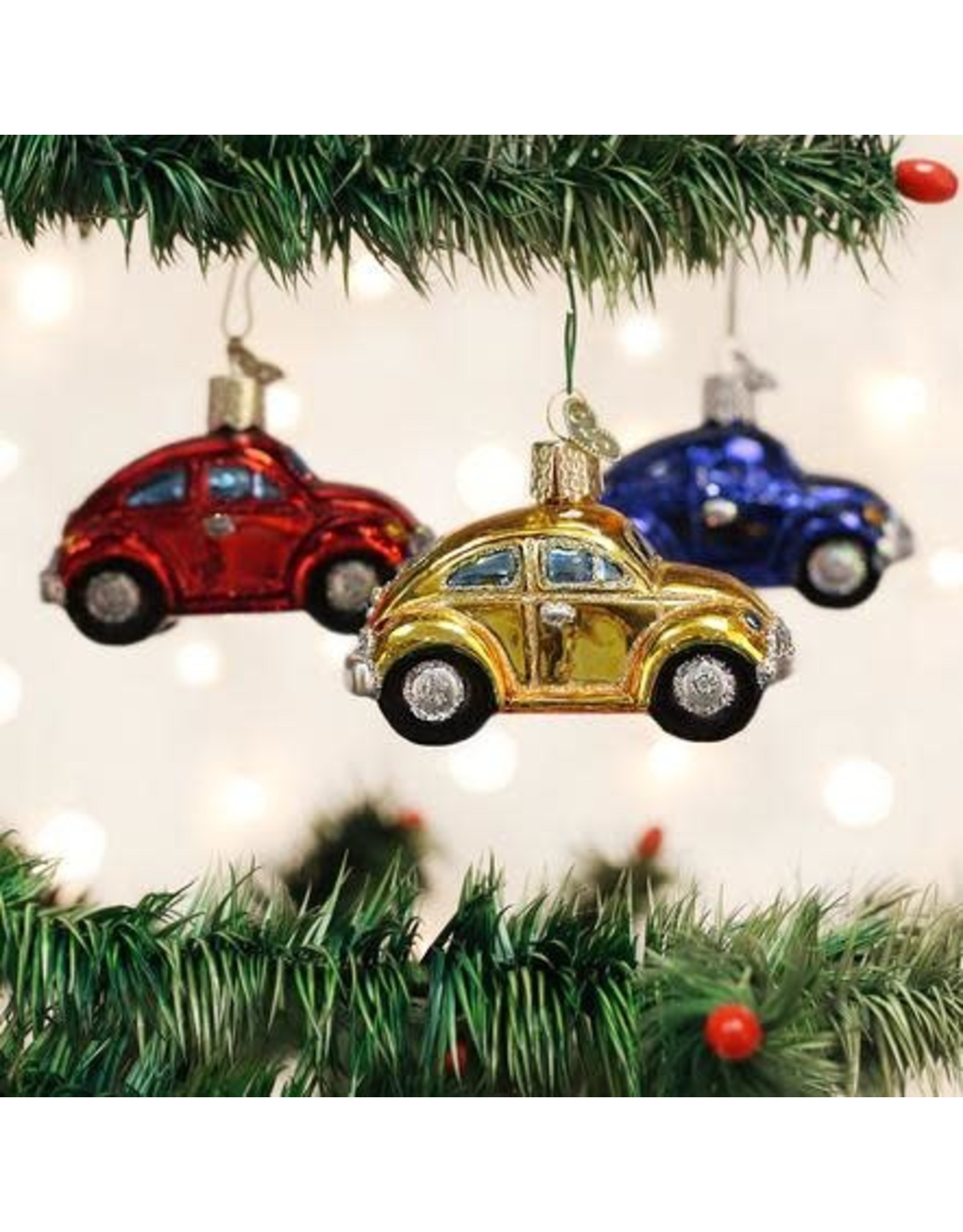 Buggy Ornament