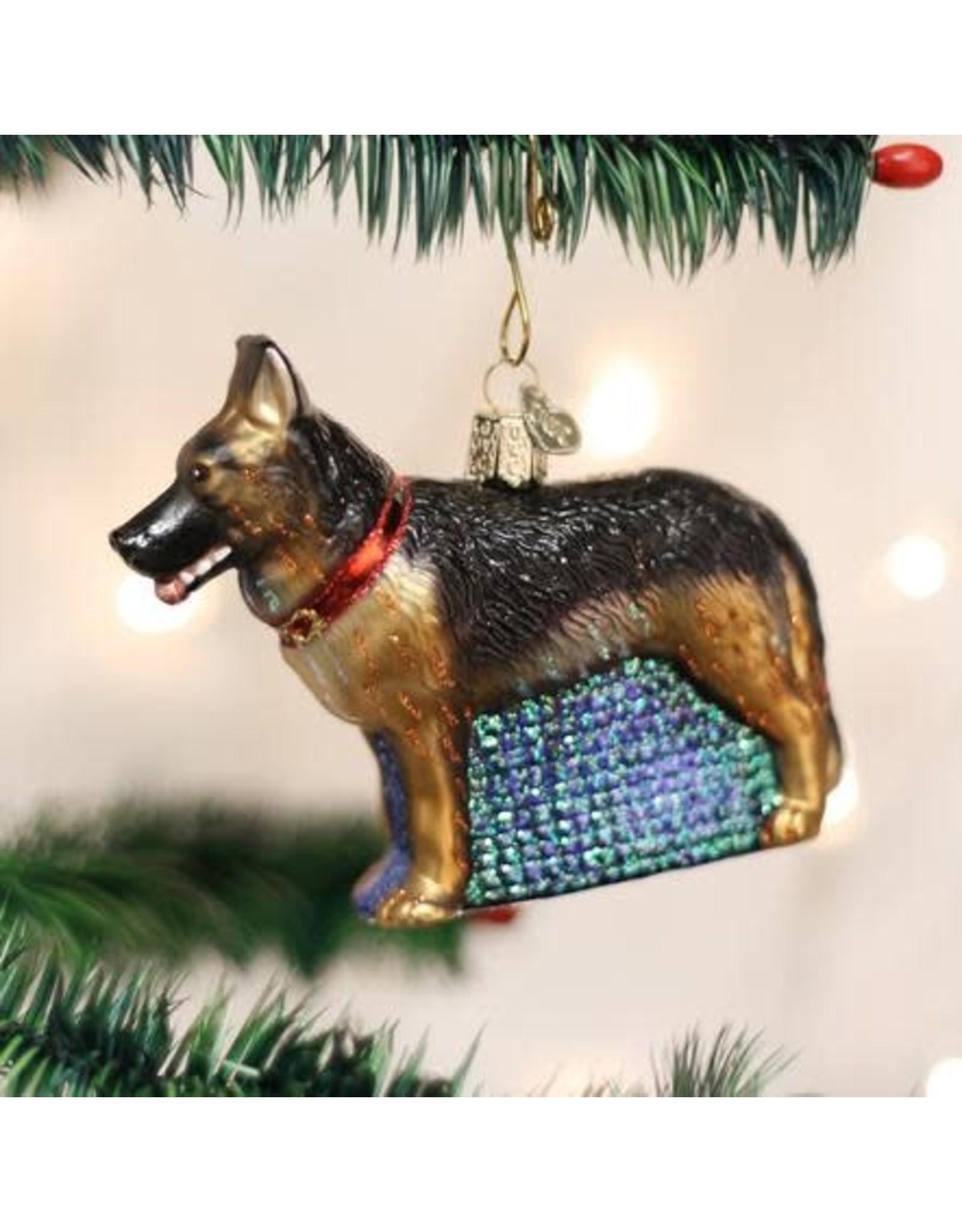 German Shepard Ornament