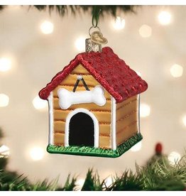 Ornament Dog House