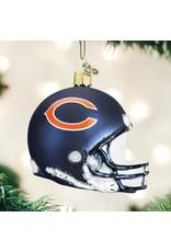 Ornament Chicago Bears Helmet