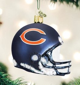 Ornament Chicago Bears Helmet