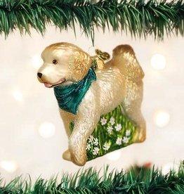 Ornament Doodle Dog