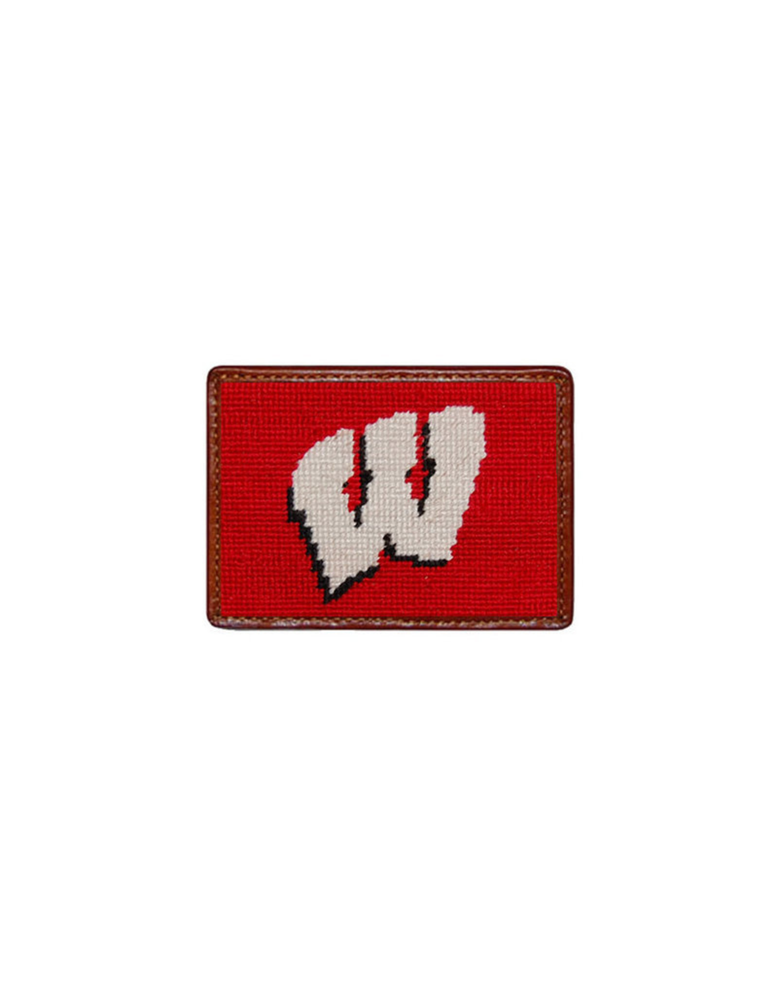 Smather's & Branson Card Wallet Wisconsin