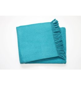 A Soft Idea Cotton Throw Ocean