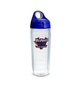 Tervis Tumbler Water Bottle DePaul