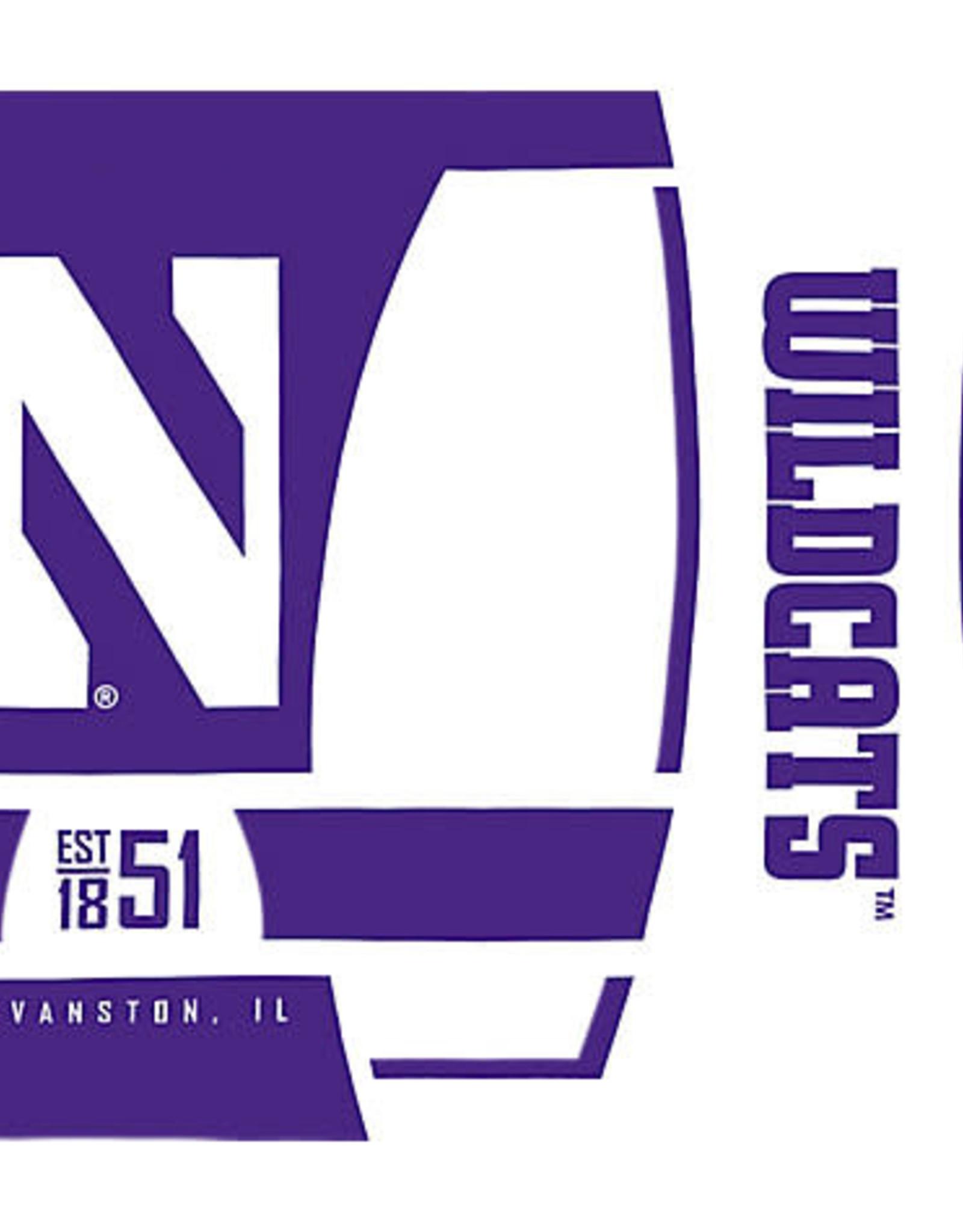 Tervis Tumbler 24oz/lid Northwestern Spirit
