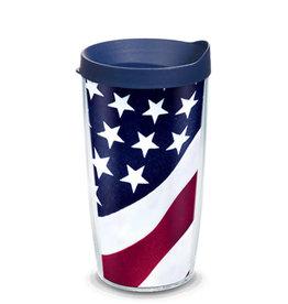 Tervis Tumbler 16oz/lid American Flag Colossal