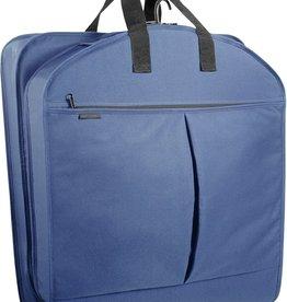40in Suit Bag Navy