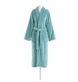 Pine Cone Hill Sheepy Fleece Robe One Size Teal One Size