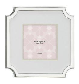 Kate Spade Sullivan Frame Silver 3x3