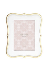 Kate Spade Crown gold frame 5x7