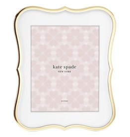 Kate Spade Crown gold frame 8x10