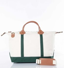 Weekender Green Canvas
