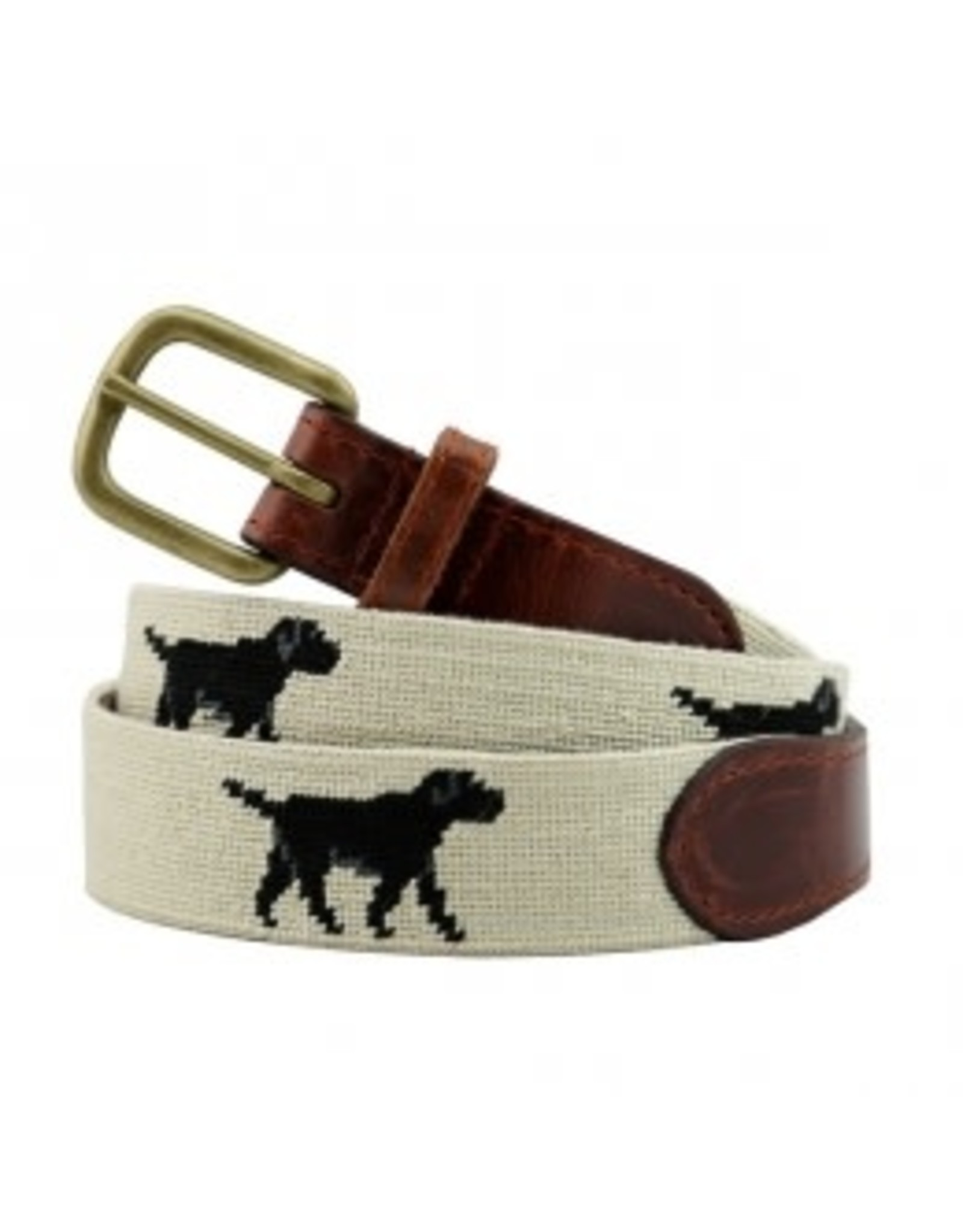 Smather's & Branson Belt Black Lab