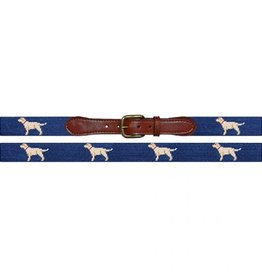 Smather's & Branson Belt Yellow Lab
