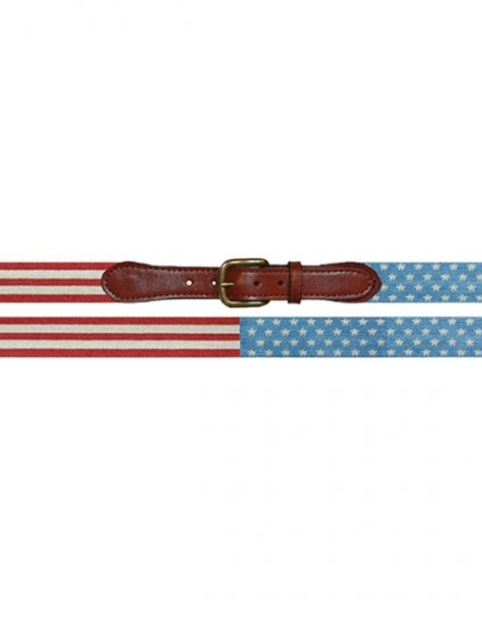 Smather's & Branson Belt Stars & Stripes